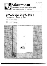 glospa30bmk2_21923_t boiler manuals glowworm spacesaver 30b mkii glow worm boiler wiring diagram at mifinder.co