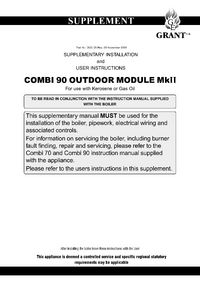 Boiler manuals grant 90 outdoor combi module mkii installation and user guide view manual cheapraybanclubmaster Image collections