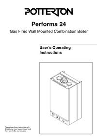 Boiler manuals potterton performa 24 performa 24 user guide view manual asfbconference2016 Choice Image