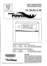 Powermax 155x manual.