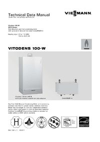 Boiler manuals viessmann vitodens 100 wb1b 26kw specification guide view manual asfbconference2016 Image collections