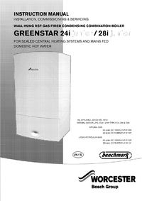 Boiler manuals worcester greenstar 24i junior ng greenstar 24i junior installation and servicing guide view manual cheapraybanclubmaster Images